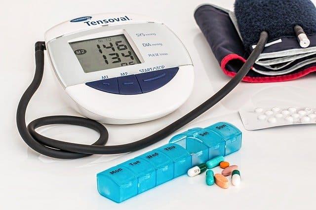 CBD Wirkung Bluthochdruck