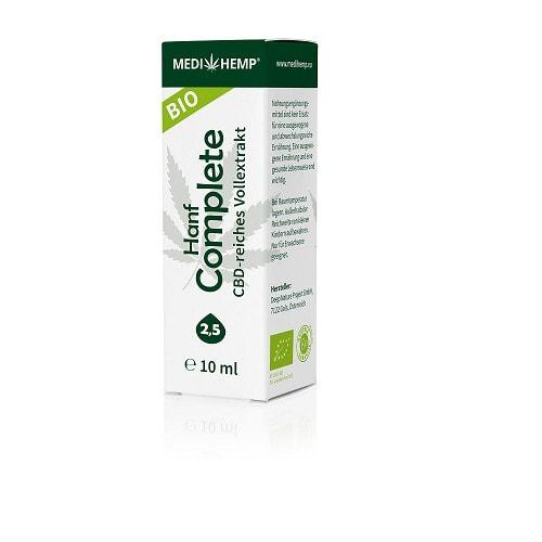 Medihemp-Bio-Hanf-Complete-2,5-CBD-Öl-bewertungen