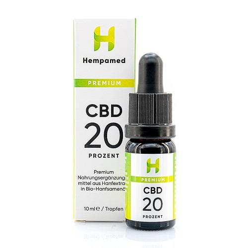 Hempamed 20% CBD Öl