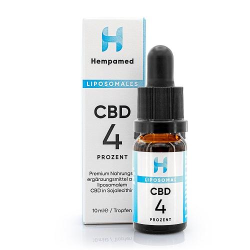 Hempamed 4% liposomales CBD