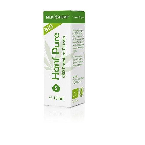Medihemp-Bio-Hanf-Pure-5-CBD-Öl-bewertungen