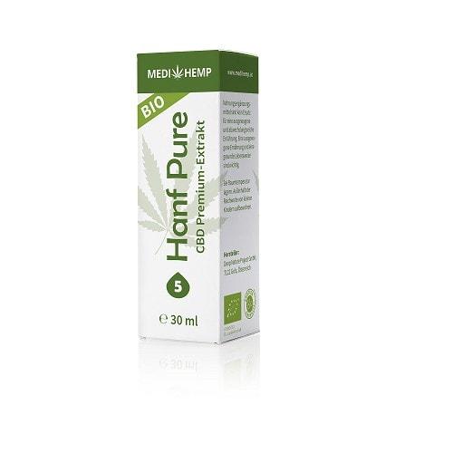 Medihemp-Bio-Hanf-Pure-5-CBD-Öl-erfahrungsberichte
