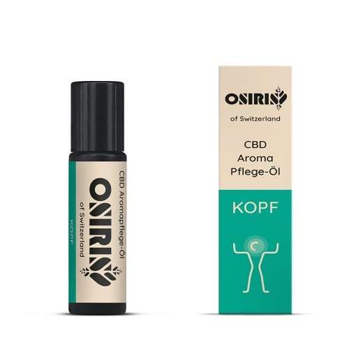 Osiris Kopfwohl CBD Aromapflegeöl