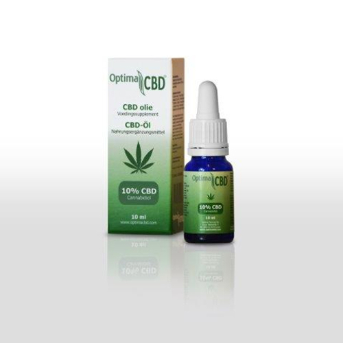 OptimaCBD 10% CBD Öl