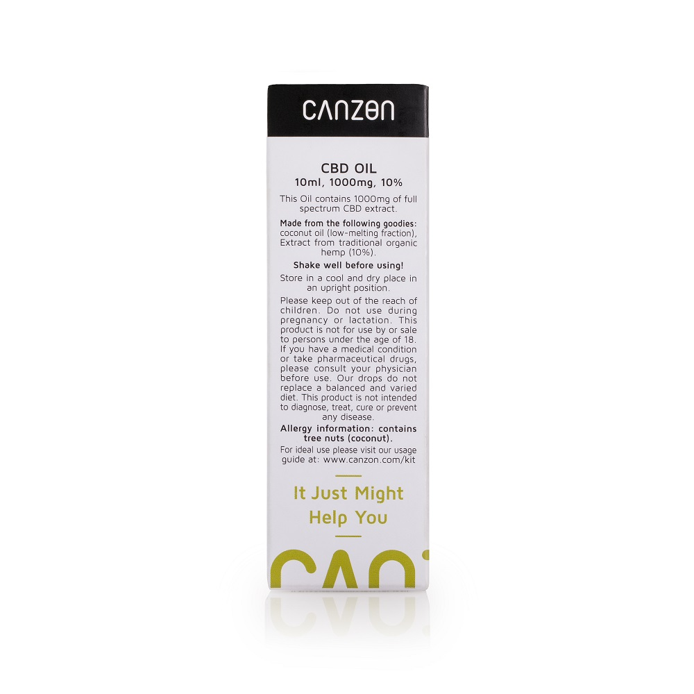 Canzon-10-CBD-Öle-produktbewertung