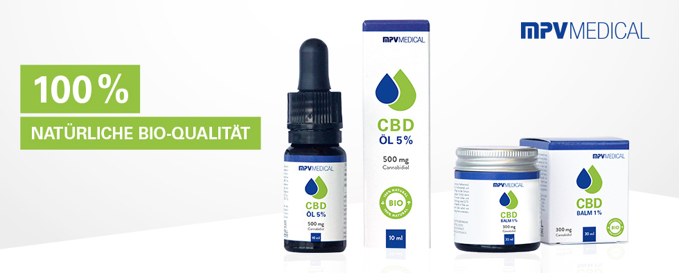 MPV Medical 1% CBD Balsam