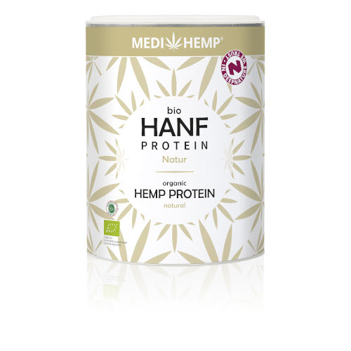 Medihemp Bio Hanfprotein