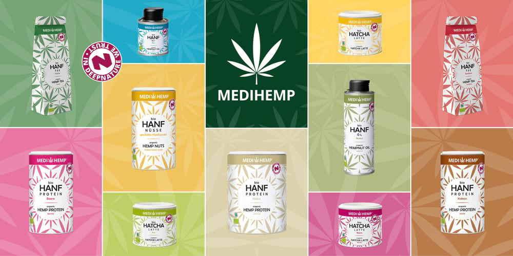 Medihemp-Bio-Hanf-Produkte