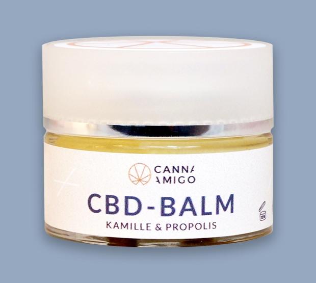 Cannamigo CBD Balm
