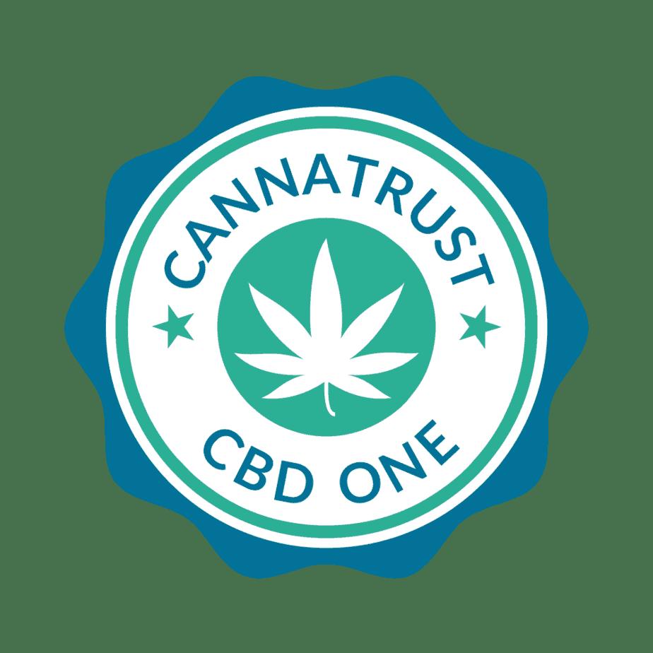 cbd-one-cannatrust-logo
