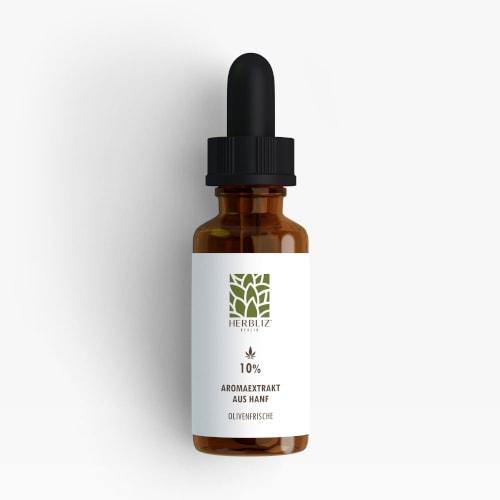 Herbliz Olivenfrische 10% CBD Öl