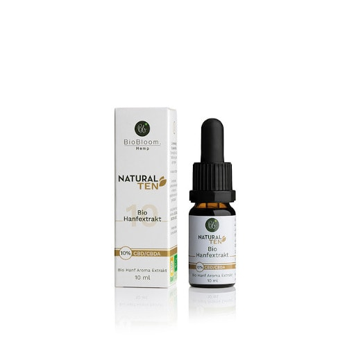 BioBloom Natural Ten 10% CBD Öl