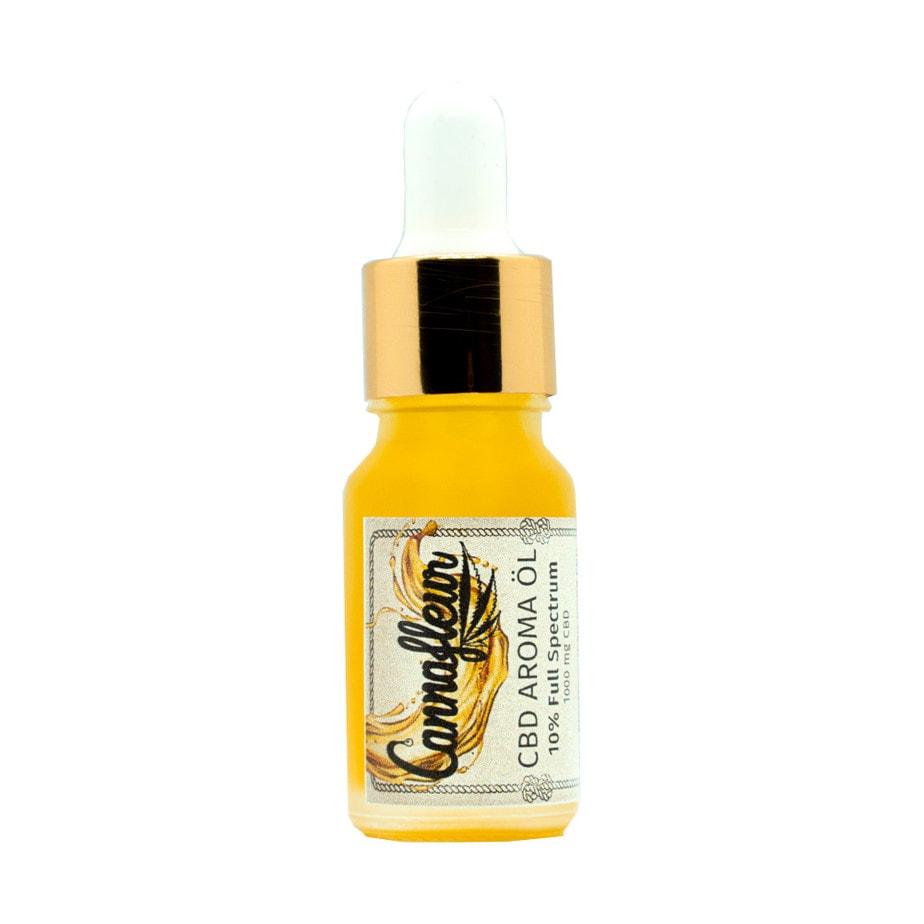 Cannafleur 10% CBD Öl