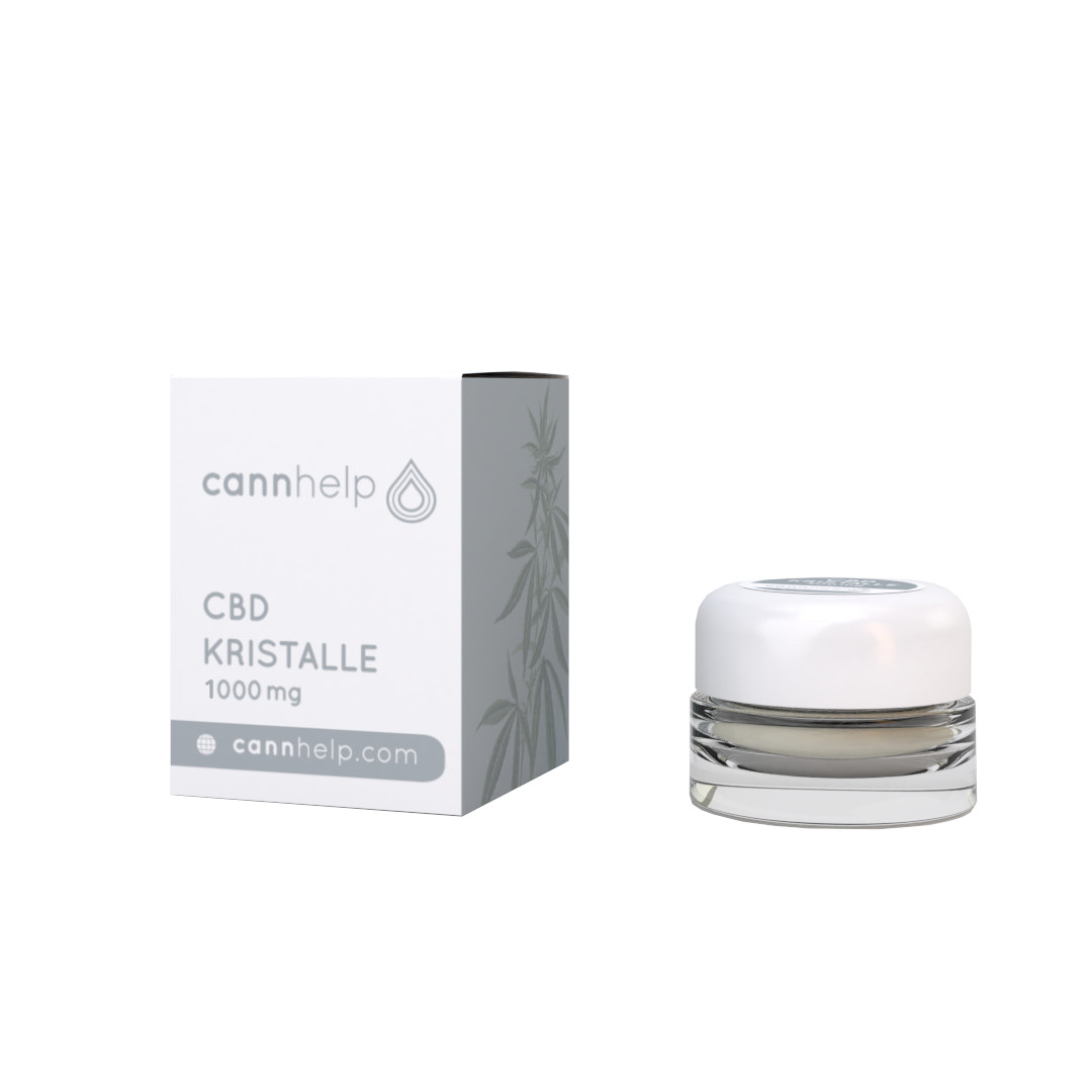 Cannhelp 99% CBD Kristalle