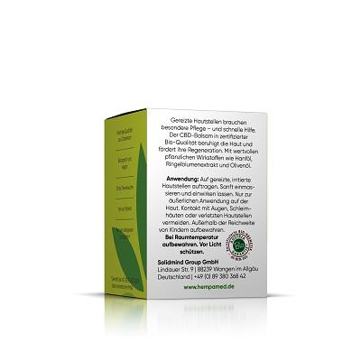 Hempamed CBD Balsam (Vollspektrum)